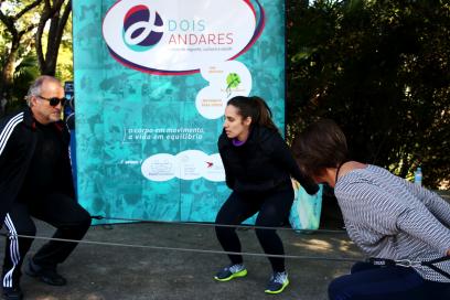 Dois Andares comemora o Dia Mundial da Saúde e oferece avaliações físicas gratuitas em abril