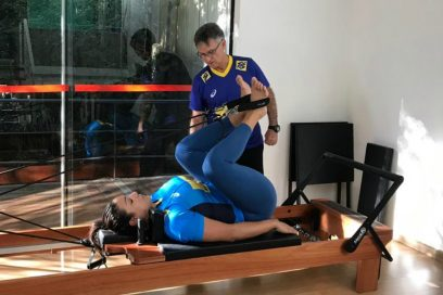 Oposta Tandara recupera-se de lesão em sessões no Centro Dois Andares
